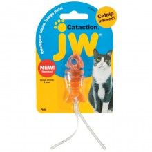 JW CATACTION FISH WITH FEATHER TAIL