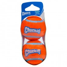 CHUCKIT TENNIS BALL SMALL - 2 UNIDADES