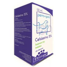 CEFALEXINA 15% SUSPENSION ORAL 100 ML