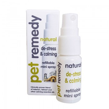 PET REMEDY CALMING MINI SPRAY 15 ML