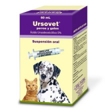 URSOVET 60 ML - SUSPENSIÓN ORAL