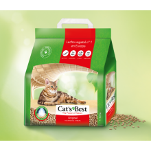 ARENA SANITARIA VEGETAL CATS BEST 4.3 KG