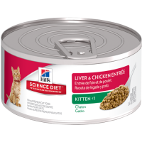 HILLS SCIENCE DIET KITTEN LATA 156 GRS
