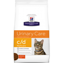 HILLS PRESCRIPTION DIET FELINE C/D MULTICARE 1.85 KG