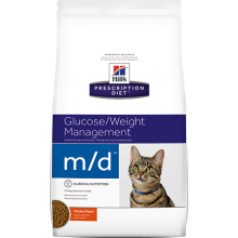 HILLS PRESCRIPTION DIET FELINE M/D 1.81 KG