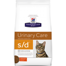 HILLS PRESCRIPTION DIET FELINE S/D 1.8 KG