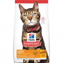 HILLS FELINE ADULT LIGHT 1.8 KG