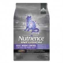 NUTRIENCE INFUSION CAT CONTROL PESO 2.27 KG