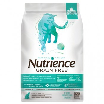 NUTRIENCE FELINO GRAIN FREE INDOOR 5 KG
