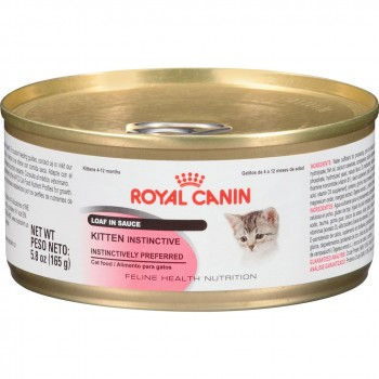 ROYAL CANIN LATA KITTEN 165 GRS