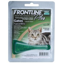 FRONTLINE PLUS - PIPETA PARA GATOS