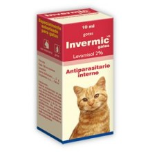 INVERMIC GOTAS GATOS 10 ML