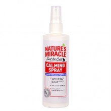 CALMING SPRAY CATS NATURES MIRACLE