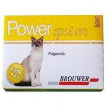 POWER - PIPETA PARA GATOS HASTA 4 KILOS