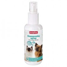 SHAMPOO SPRAY PERROS Y GATOS BEAPHAR 150 ML