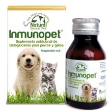 INMUNOPET SUSPENSION 60 ML