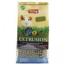 LIVING WORLD EXTRUIDO CUY 600 GRS