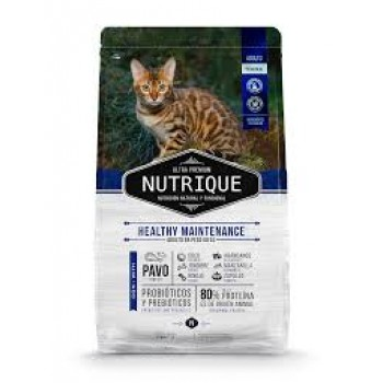 NUTRIQUE FELINO ADULTO HEALTHY MAINTENANCE  2KG