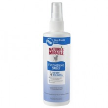 NATURES MIRACLES FRESHENING SPRAY 236 ML