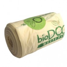 BOLSAS SANITARIAS COMPOSTABLES BIODOGRADABLE 240 BOLSAS
