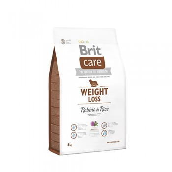 BRIT CARE WEIGHT LOSS RABBIT 3 KG