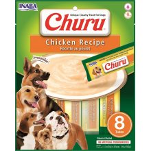 CHURU DOG POLLO 8 UNIDADES