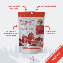 PATAGON RAW CANINO SALMON AUSTRAL 40 GRS