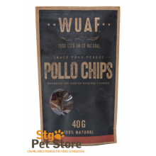 WUAF POLLO CHIPS 40 GRS
