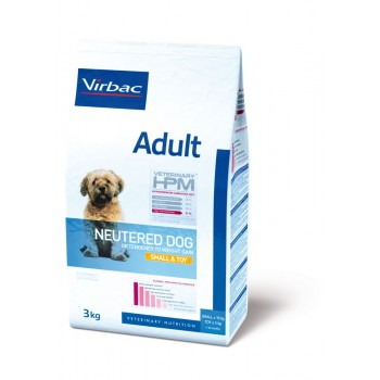VETERINARY HPM NEUTERED DOG ADULT SMALL & TOY 1.5 KG