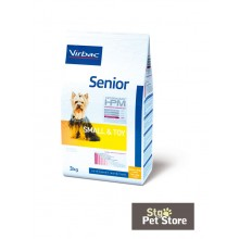 VETERINARY HPM VIRBAC SENIOR SMALL & TOY 3 KG