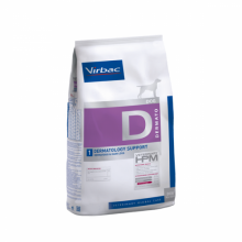 VETERINARY HPM DOG DERMATOLOGY SUPPORT 12 KG
