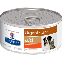 HILLS PRESCRIPTION DIET CANINE FELINE A/D LATA 156 GRS