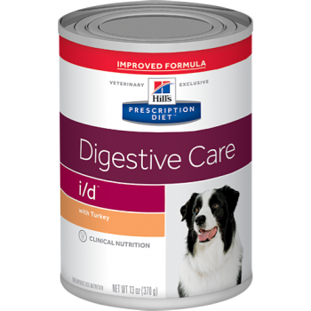 HILLS PRESCRIPTION DIET CANINE I/D LATA 370 GRS