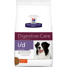 HILLS PRESCRIPTION DIET CANINE I/D LOW FAT 3,85 KG