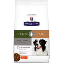 HILLS PRESCRIPTION DIET CANINE METABOLIC + MOBILITY 10.8 KG