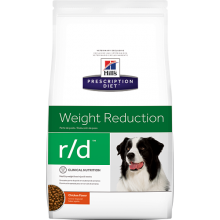HILLS PRESCRIPTION DIET CANINE R/D 3,85 KG