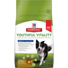 HILLS CANINE YOUTHFUL VITALITY ADULT 7+ 9.75 KG