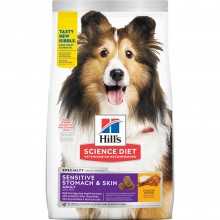 HILLS CANINO SENSITIVE STOMACH & SKIN 7.03 KG