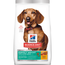 HILLS PERFECT WEIGHT ADULT SMALL & TOY BREED 1.81 KG