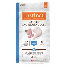 INSTINCT LIMITED INGREDIENT DIET TURKEY 10 KG