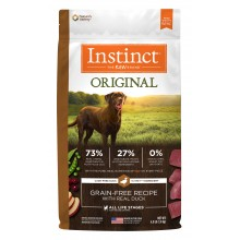 INSTINCT ORIGINAL CANINO DUCK 9 KG