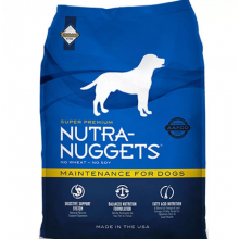 NUTRA NUGGETS MANTENCION 15 KG