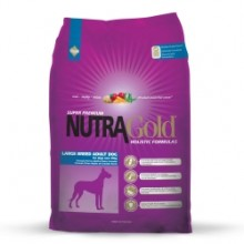 NUTRA GOLD LARGE BREED ADULT DOG 15 KG