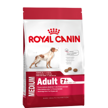 ROYAL CANIN MEDIUM ADULT 7+ 2.5 KG