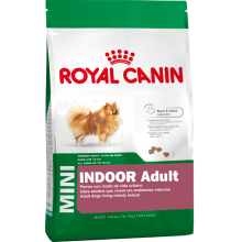 ROYAL CANIN MINI INDOOR ADULTO 3 KG