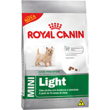 ROYAL CANIN MINI LIGHT 2.5 KG