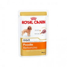ROYAL CANIN POUCH POODLE ADULT 85 GRS