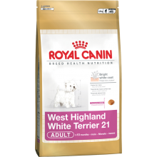 ROYAL CANIN WEST HIGHLAND 2.5 KG