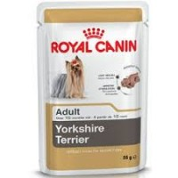 ROYAL CANIN POUCH YORKSHIRE TERRIER ADULT 85 GRS