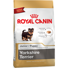 ROYAL CANIN YORKSHIRE TERRIER JUNIOR 3 KG